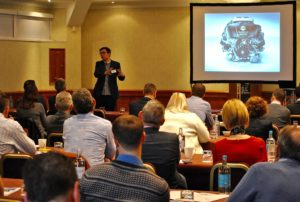 AGR Dynamics UK Customer Conference