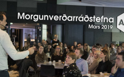 AGR Dynamics Hosts 12th Breakfast Conference in Iceland
