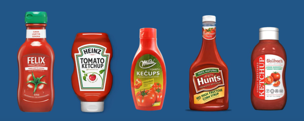 ketchup similar items