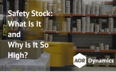 Safety Stock: What Is It and Why Is It So High?