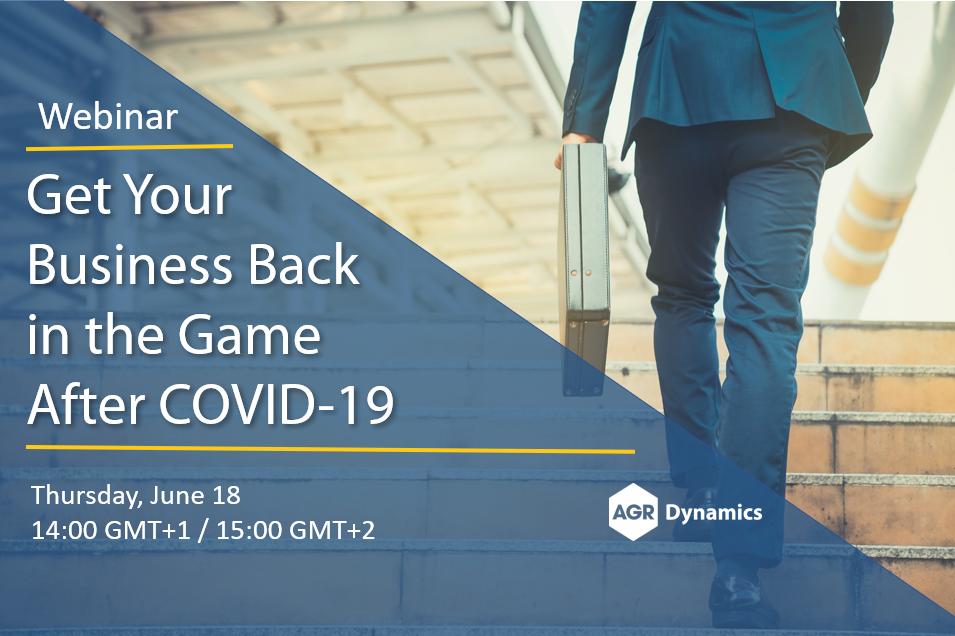 Get Your Business Back in the Game After COVID-19