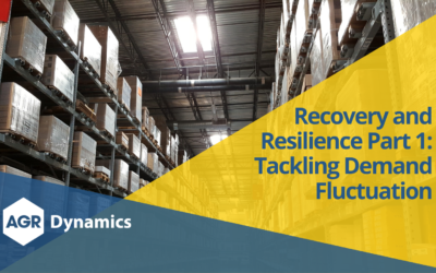 Recovery and Resilience Part 1: Tackling Demand Fluctuation