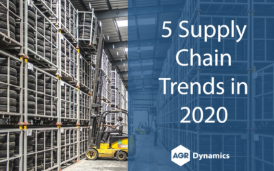 5 Supply Chain Trends in 2020