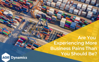 Are You Experiencing More Business Pains Than You Should Be?
