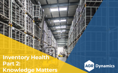 Inventory Health Part 2: Knowledge Matters