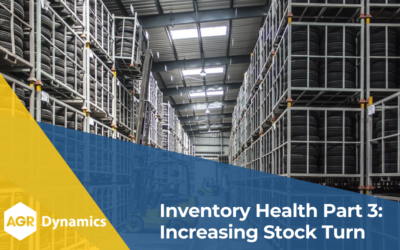 Inventory Health Part 3: Increasing Stock Turn