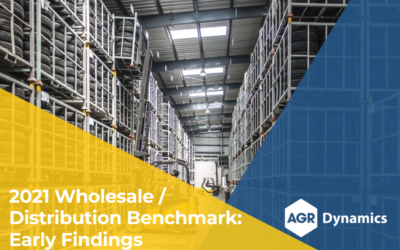 2021 Wholesale / Distribution Benchmark – Early Findings