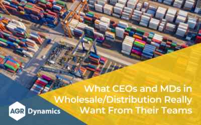 What CEOs and MDs in Wholesale/Distribution Really Want From Their Teams