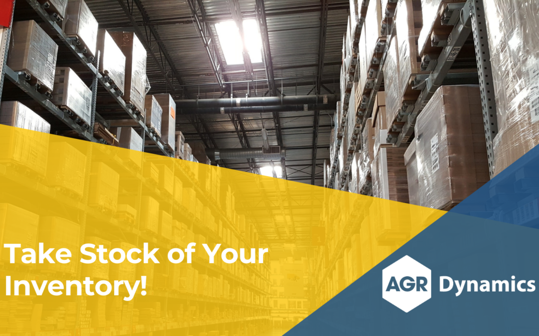 Take Stock of Your Inventory!