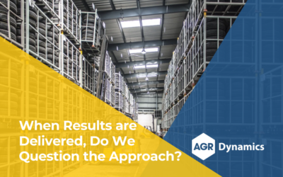 When Results are Delivered, Do We Question the Approach?