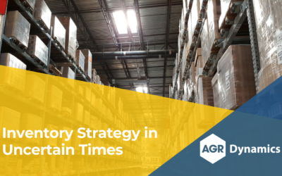 Inventory Strategy in Uncertain Times