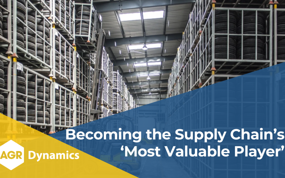 Becoming the Supply Chain's 'Most Valuable Player'
