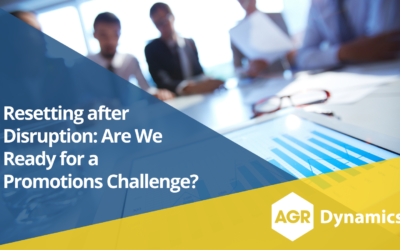 Resetting After Disruption: Are We Ready For a Promotions Challenge